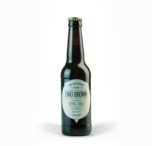 Birra Brown 33cl Frank & Serafico
